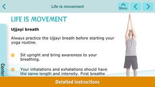 Yoga with Patrick Broome screenshot 4