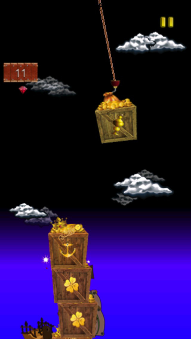Enchanted Treasure screenshot 4