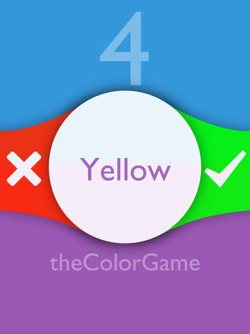 theColorGame: Can you match the Color to the Word? - náhled