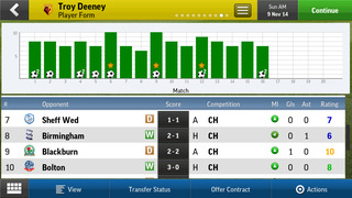 Football Manager Handheld 2015 screenshot 3