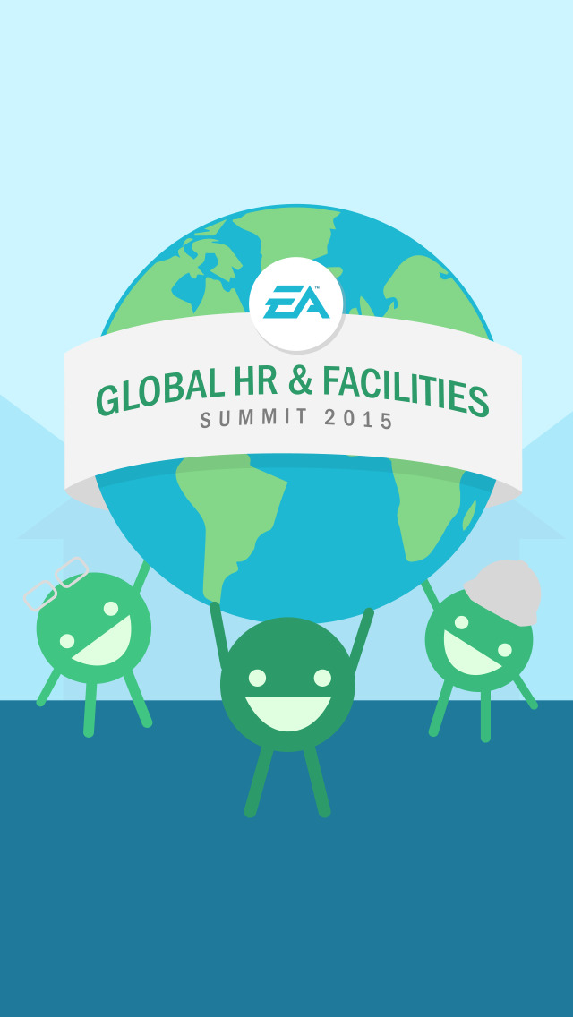 HR & Facilities Summit screenshot 1