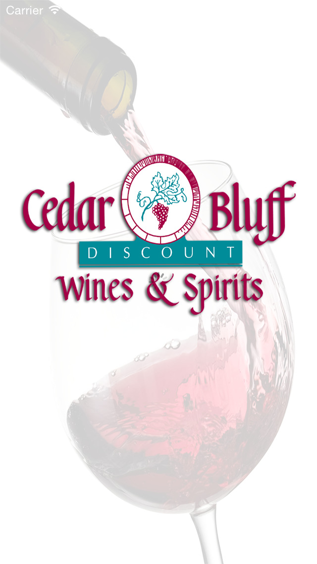 Cedar Bluff Wines & Spirits screenshot 1