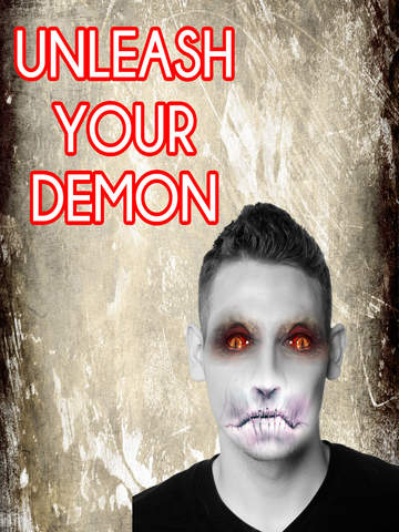 DemonFaced - Scary Ghost Photo Horror FX Editor screenshot 10