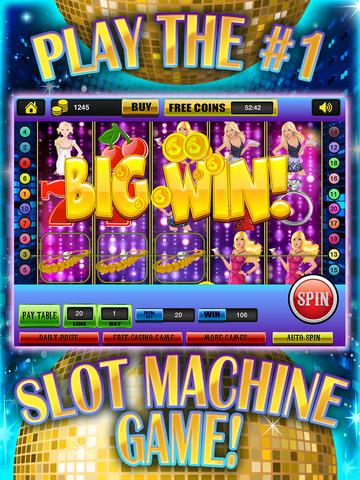 Ace Classic Rich Party Slots - Crazy Vegas Bash Casino Slot Machine Games Free screenshot 10