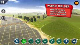 Trainz Driver 2 - train driving game, realistic 3D railroad simulator plus world builder screenshot #2