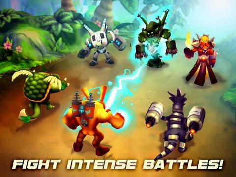 Amazing Battle Creatures screenshot 8