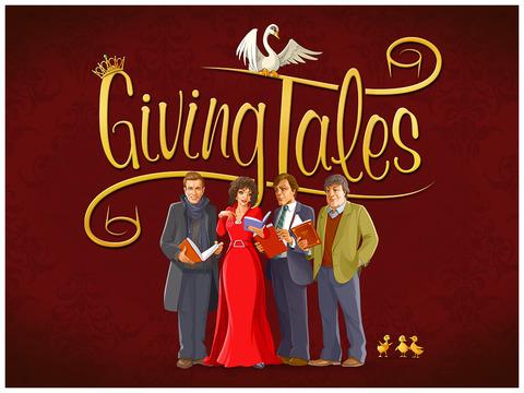 GivingTales - Hans Christian Andersen fairy tales screenshot 6