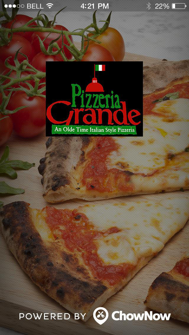 Pizzeria Grande screenshot 1