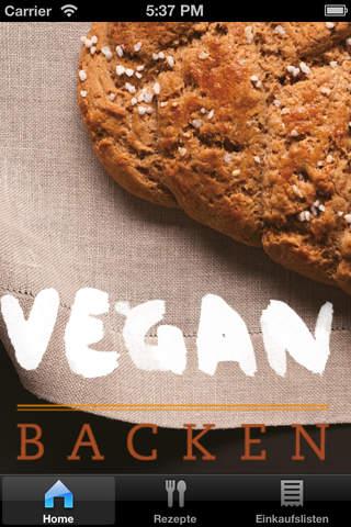 Vegan Backen - náhled