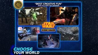 Star Wars Scene Maker screenshot 1