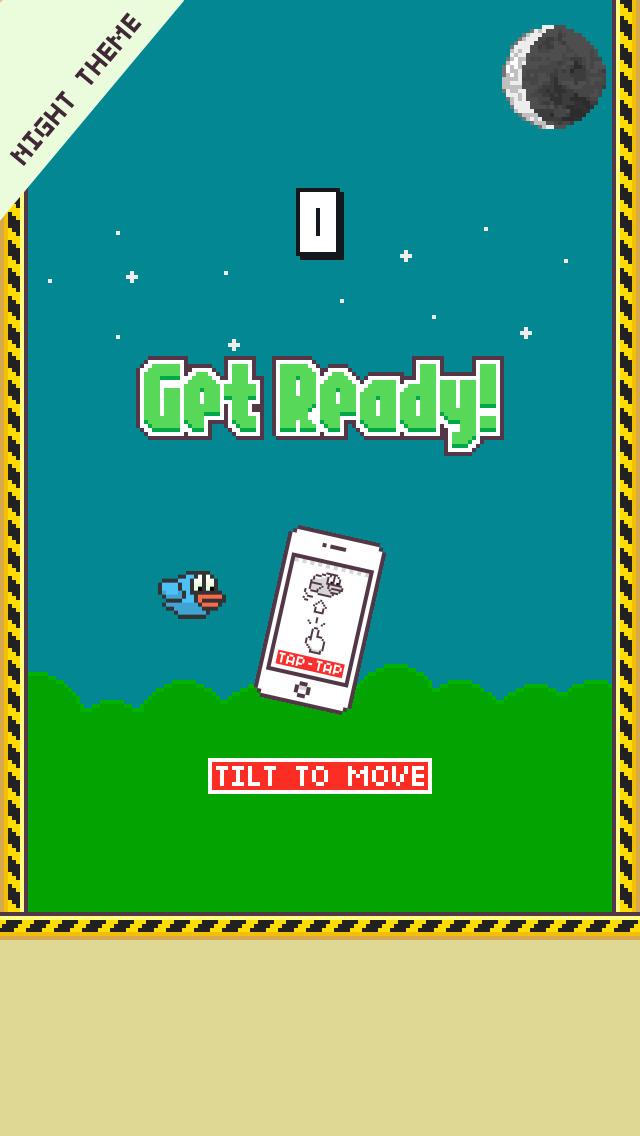 Flappy Family Bird Arcade screenshot 4