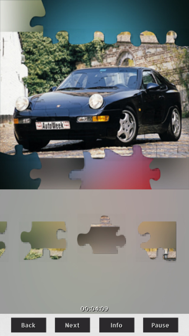 Cars Puzzles+ screenshot 5
