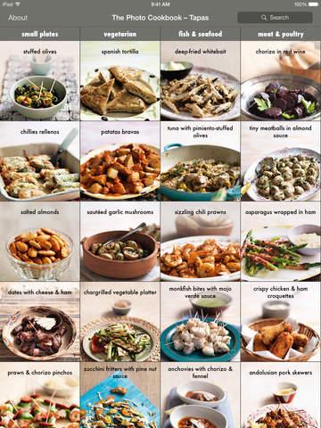 The Photo Cookbook – Tapas screenshot 6