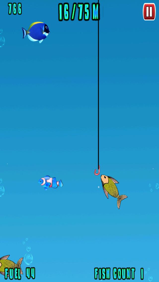 Free Fishing Game Pirate Fishing screenshot 4
