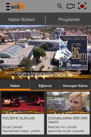 Kıbrıs Web TV - náhled