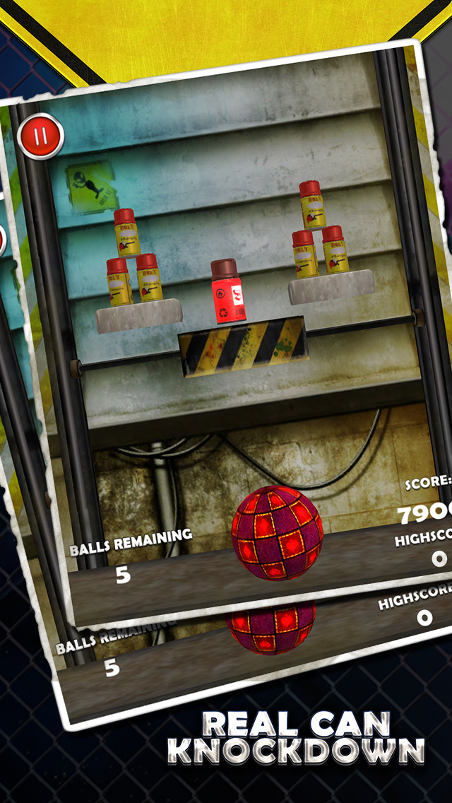 Real Can Knockdown screenshot 3