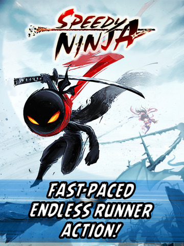 Speedy Ninja™ screenshot #5