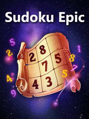 Sudoku Epic screenshot 6