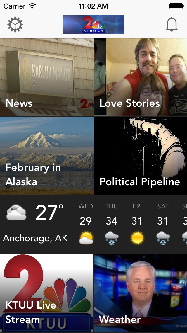 KTUU News From Anchorage, Alaska screenshot 1