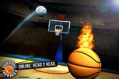 Basketball Showdown - náhled