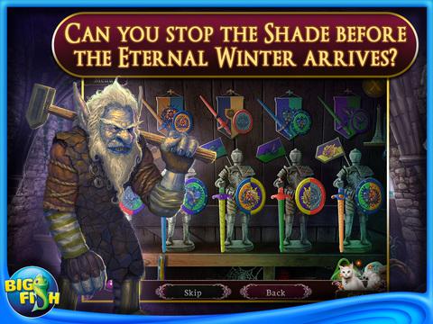 Otherworld: Shades of Fall HD - A Hidden Object Game with Hidden Objects (Full) screenshot 3