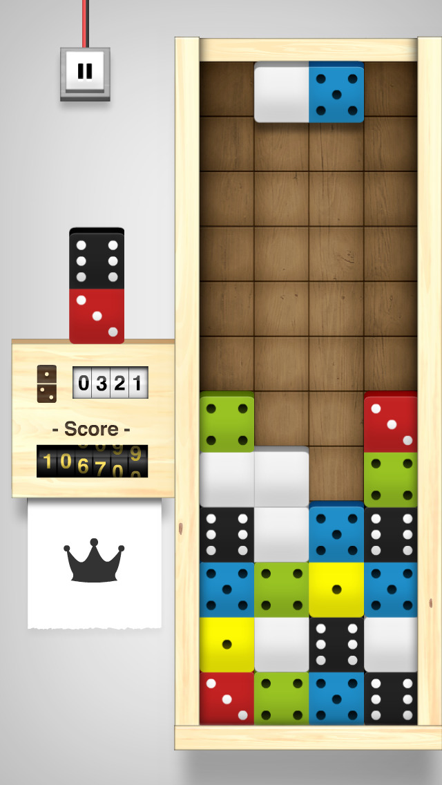 Domino Drop screenshot 2