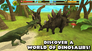 Tyrannosaurus Rex Simulator screenshot 1