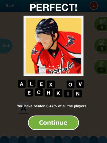 Hi Guess the Hockey Star screenshot 10