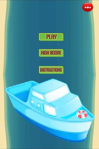 A Pixel Boat Race FREE - 8bit Water Craft Crash Ga - náhled
