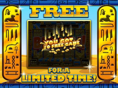 +777+ Slots - Pharaoh's Path Free screenshot 10