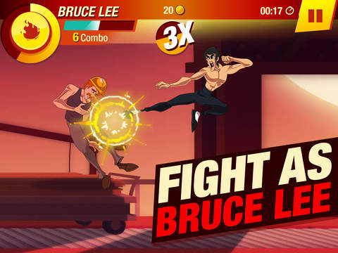 Bruce Lee: Enter the Game screenshot 7