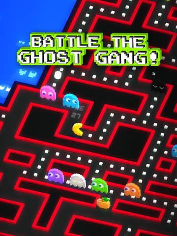 PAC-MAN 256 - Endless Arcade Maze screenshot 8