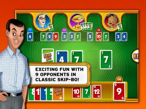 Skip-Bo™ - The Classic Family Card Game screenshot 8