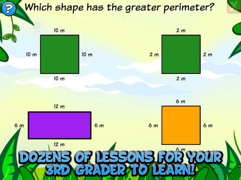 Third Grade Learning Games screenshot 10
