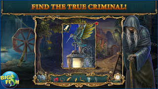 Haunted Legends: The Stone Guest - A Hidden Objects Detective Game screenshot 3