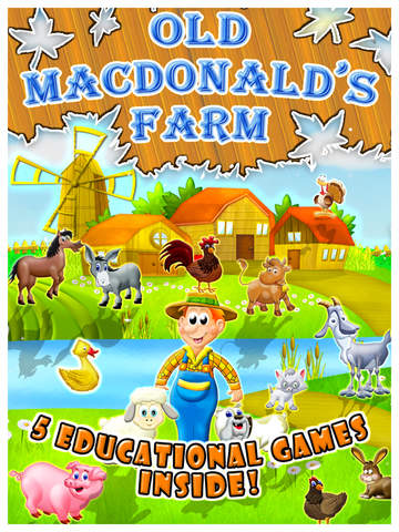 Old Macdonald Had a Farm. screenshot 6