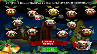 Snow Slots Merry Christmas FREE screenshot 5