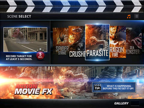 Action Movie FX screenshot 6