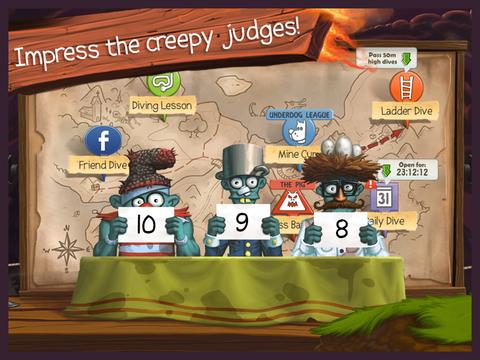 Zombie High Dive screenshot 9