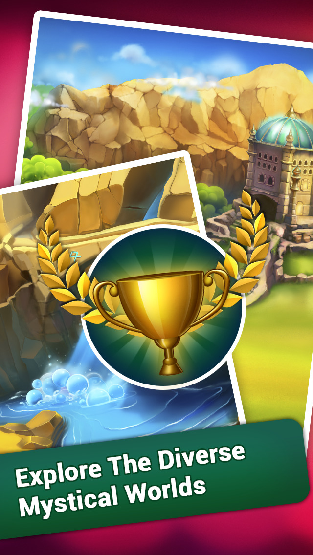 Lost Jewels - Match 3 Puzzle screenshot 4