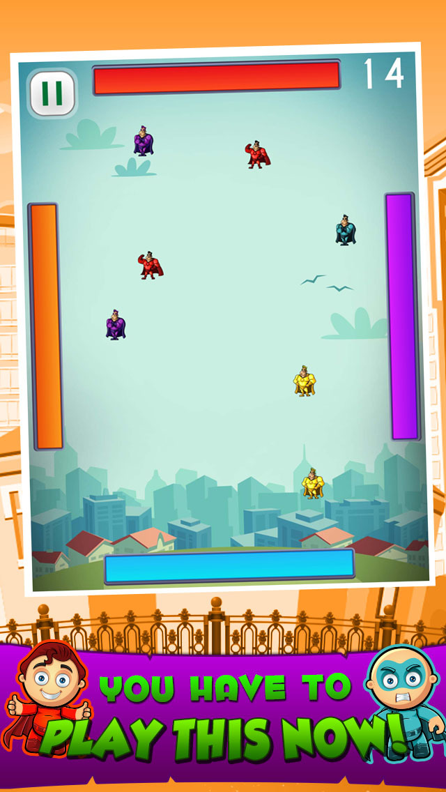 Flying Children From Outer Space screenshot 3