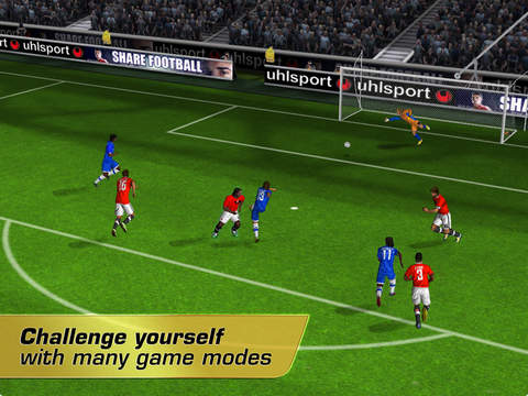 Real Soccer 2012 screenshot 10