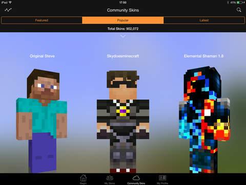 Minecraft: Skin Studio screenshot 9