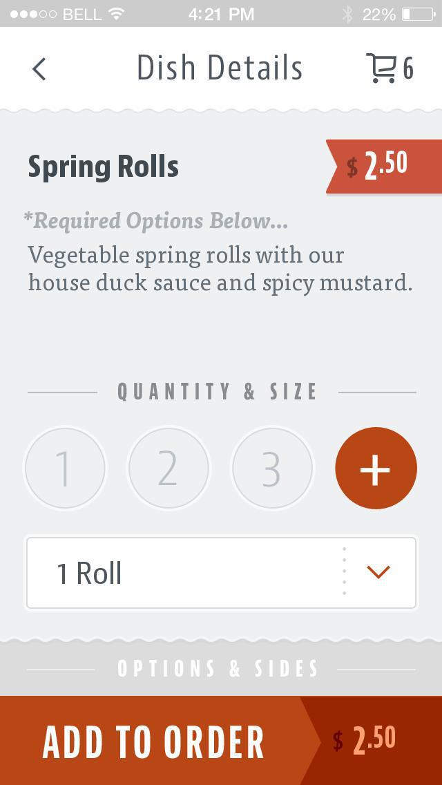Label Restaurant screenshot 4