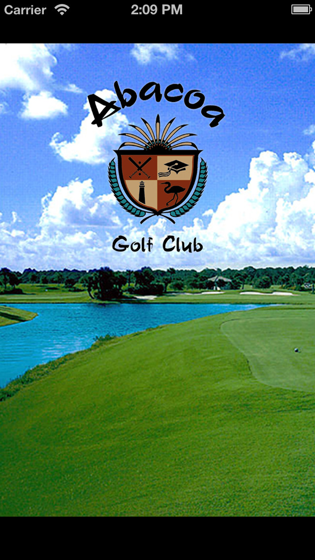 Abacoa Golf Club screenshot 1