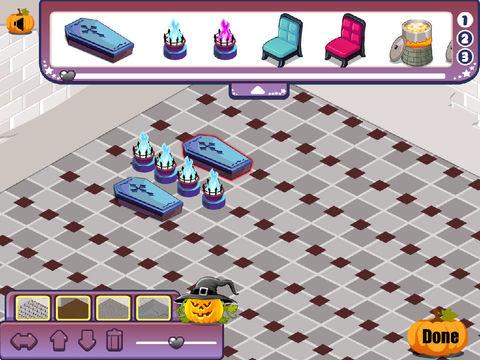 Halloween Layout screenshot 7