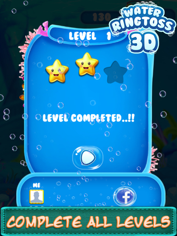 Water Ringtoss 3d screenshot 10