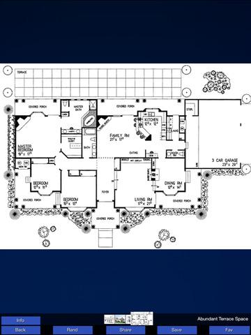 Florida House Plans HD screenshot 10