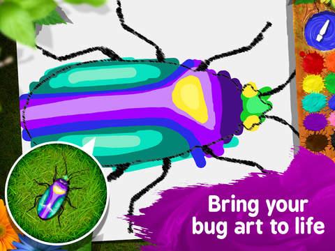 Bug Art screenshot 7