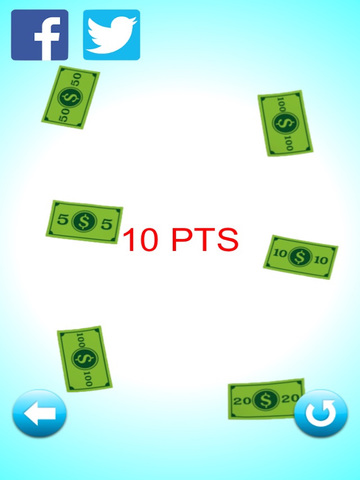 Be a rich man - pick up money on the road free screenshot 5